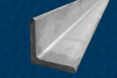 Stainless Steel Grade 304 Equal Angles | HOT ROLLED & DESCALED | MULTIPLE SIZES