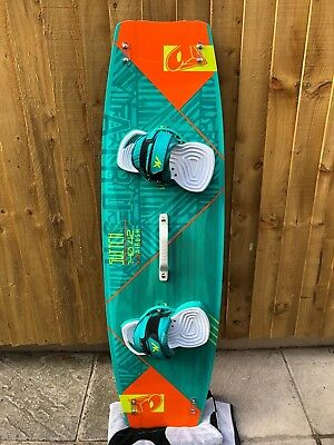 2018 Airush Switch  140 x 42 kiteboard One month old!