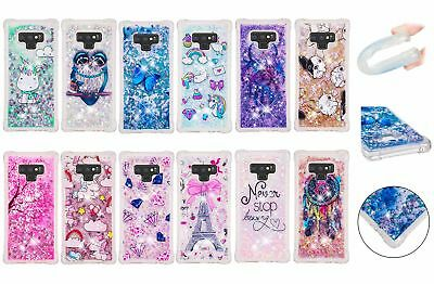 Soft Hybrid Glitter Quicksand Shockproof TPU Case Cover For iPhone X Xs Max XR