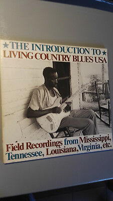 field recordings mississippi tenessee etc vinyl -living country blues 2 Lps
