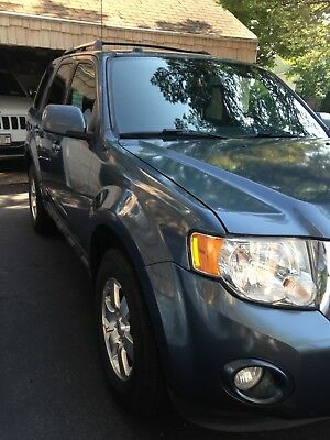 2012 Ford Escape Limited 2012 ford escape limited 3.0l