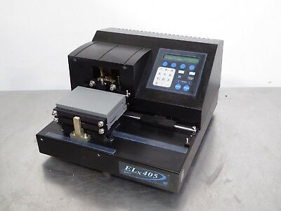 T154195 Bio-Tek ELx405 Select Microplate Washer ELx405UV 96/384-Well