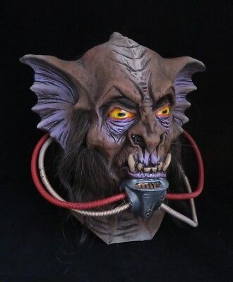 Distortions Unlimited Noctarian X2 Halloween Latex Mask