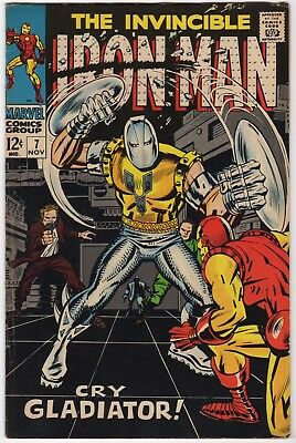 Invincible Iron Man  #7     FN-