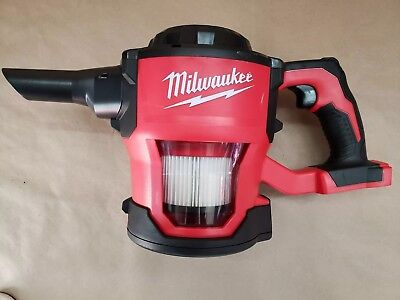 Milwaukee 0882-20 M18 Compact Vacuum (Tool Only)
