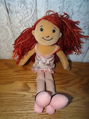 Manhattan Toy Groovy Girl Nicole Dress  Plush Doll 13""