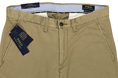 NWT $85 Polo Ralph Lauren Classic Fit Pleated Chinos Pants 32X30  34X32 38X32
