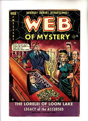 Web of Mystery 2 pre hero horror