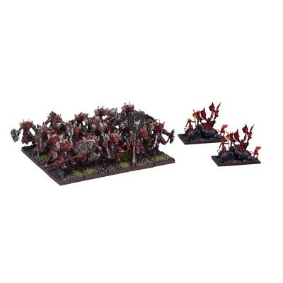 Kings of War Forces of the Abyss Lower Abyssals Regiment
