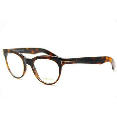 95d1b7b41a19a NEW AUTHENTIC Tom Ford TF5378 052 Eyeglasses Vintage Havana 47-20-145