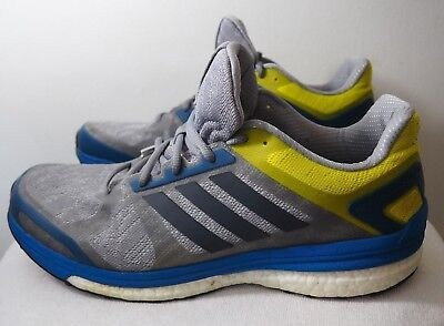 9b119ae42fb87 Adidas Supernova Sequence Endless Energy Boost Running Shoes Mens Size 10