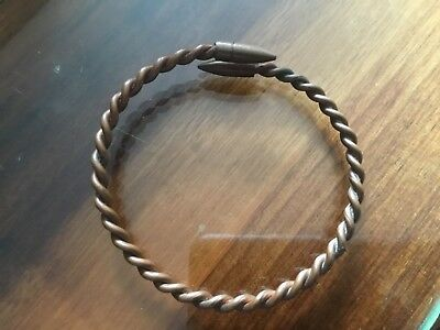 SADF Border War trench art BANGLE