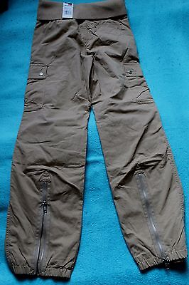 TOMMY HILFIGER Kids. . BROWN.  PANT Trousers SIZE 12