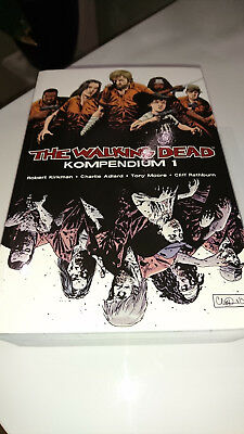 The Walking Dead Kompendium 1 wie neu!