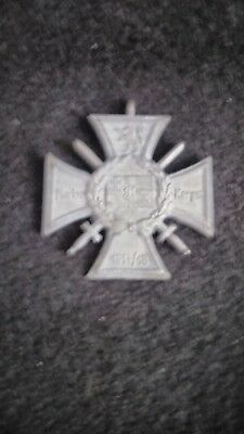 Germany: WWI Veterans Marine Cross (reproduction)