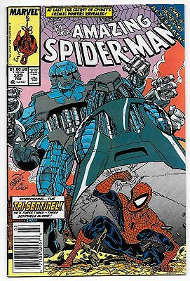 Amazing Spider-Man #329 Acts of Vengeance (Marvel, 1990) FN