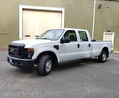 2008 Ford F-250 Cruise Control, Crew Cab, 82k.Miles Only!!! 2008 FORD F-250 SUPER DUTY Crew Cab Pick-Up Truck with 82k.Miles Only!!!