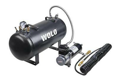 5 Gallon Air Compressor Heavy Duty Steel Tank Oil Free Pressure Pump Inflator