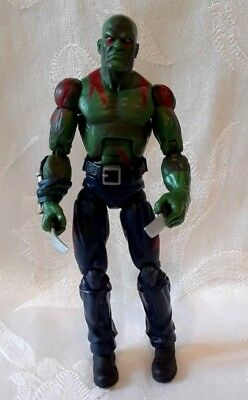 """Marvel Guardians Of The Galaxy Drax The Destroyer 6"""" Action Figure Loose"""