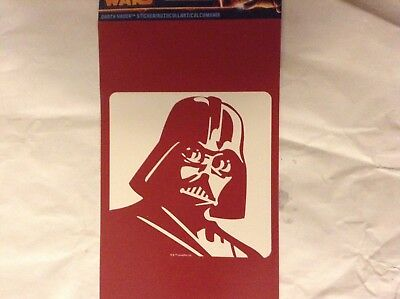 Star Wars Darth Vader Decal New