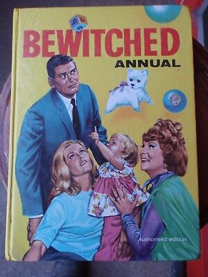 Bewitched  Annual  illustrated