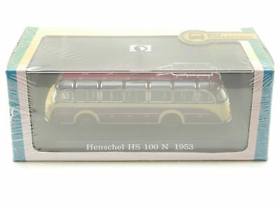 Atlas 7 163 103 Henschel HS 100 N Bus Collection 1953 NEU OVP 1605-12-73