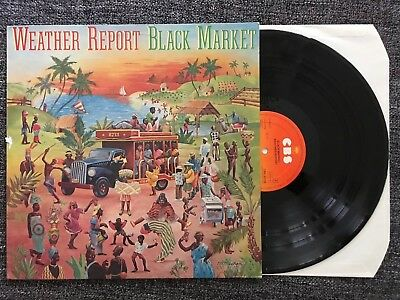 Weather Report - Black Market - Vinyl LP