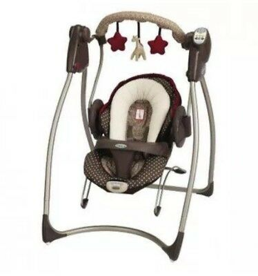 Ex Shop Display - Graco Duo 2 in 1 Swing & Bouncer