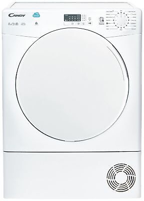 Candy CSC8LF 8KG Sensor Dry Condenser Tumble Dryer - White1