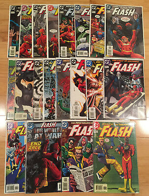 Flash (1987, 2nd Series) - DC Comics - Geoff Johns run - 20 issue lot