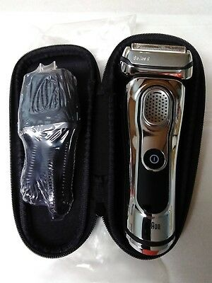 Braun series 9 9295cc wet and dry electric shaver