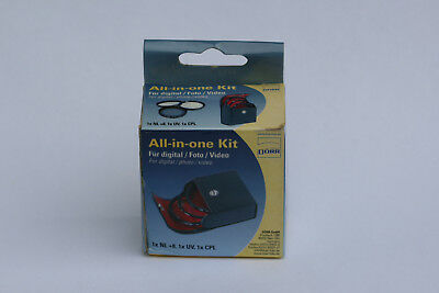 Filter 55mm-All-in-one Kit