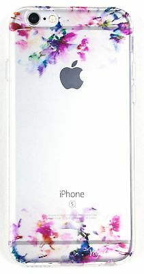 YogaCase InTrends Phone Case, Compatible with iPhone 6 / 6S (Watercolor F... New