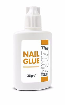The Edge Nails Tip Adhesive Glue 28g Super Strong False Nail Tip Glue