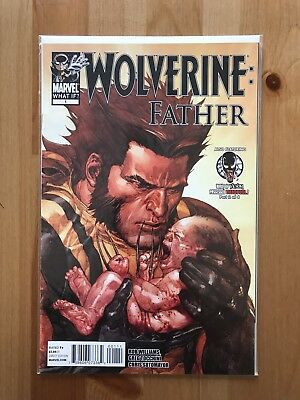 Marvel What If? Wolverine Father #1 - What If Venom Possessed Deadpool Part 1