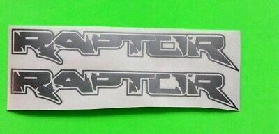 2x RAPTOR YAMAHA  sticker vinyl decal for car and others FINISH GLOSSY