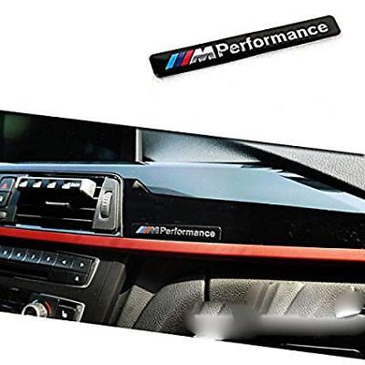 M Performance sticker Emblem for BMW E34 E36 E39 E53 E60 E90 F10 F30 M3 M5 M6