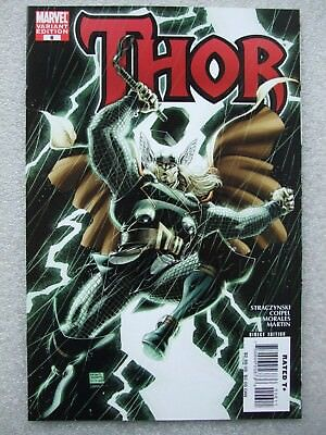 Thor  #6  Variant cover. NM