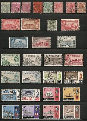 Gibraltar QV to QE2 Used $45+