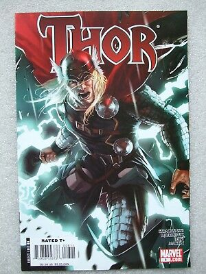 Thor  #8  Variant cover. NM