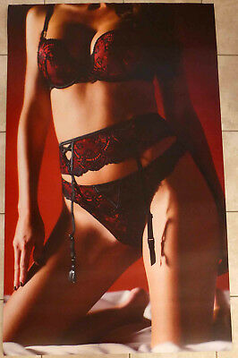 Affiche Lingerie Orcanta Grand Format Poster 200X120