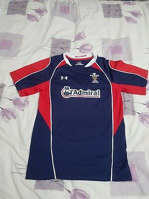 Wales Rugby Shirt - YMD