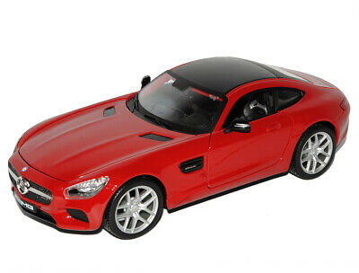 Mercedes-AMG GT c190 COUPE 2014-16 ROSSO RED 1:24 Maisto