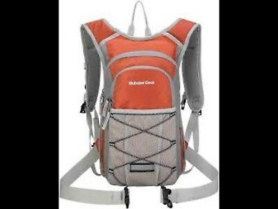 Mubasel Gear Insulated Hydration Backpack Pack 2L BPA Free Bladder - Keeps Cool