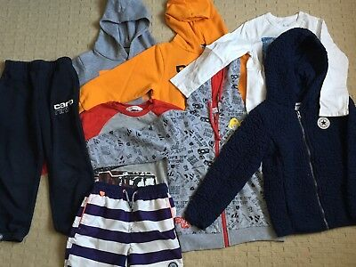 5-6 And 7 Years  Boys Clothes Bundle Job lot