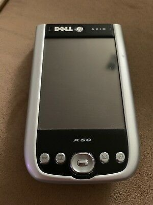 Dell Axim X50 And Extra Extended Battery/Case/Cradle/512mb