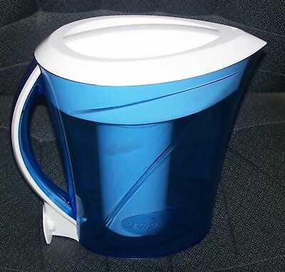Large Zero Water Pitcher with New Water Filter / FREE SHIPPING!