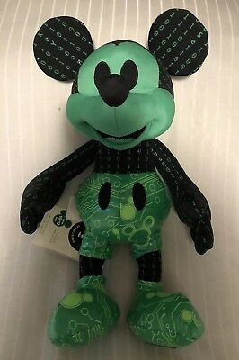 Disney Mickey Mouse Memories Plush OCTOBER Limited Edition IN HAND