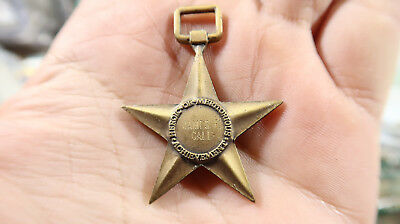 WWII US Army Named Bronze Star Medal James E Call