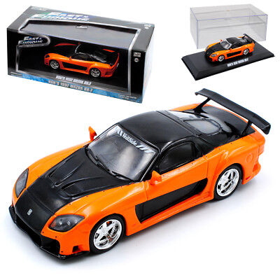 mazda rx-7 fd3s veilside 1991-2002 han´s fast and furious 1/43